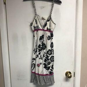 Roxy | Black and white dress size m